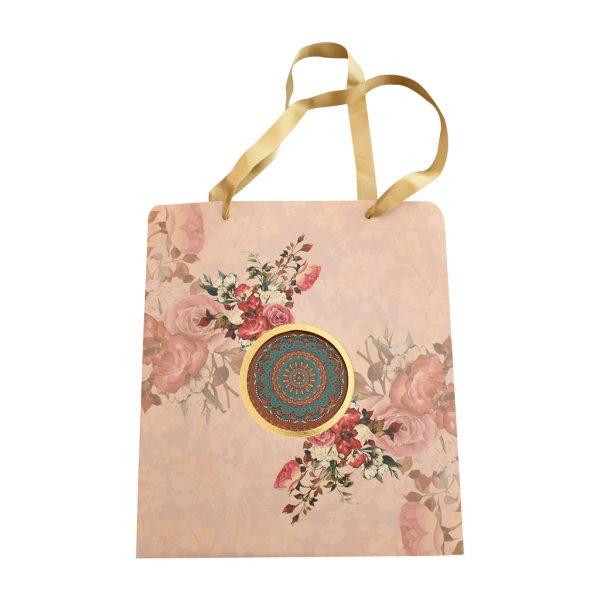 Indian wedding Carry Bag Card