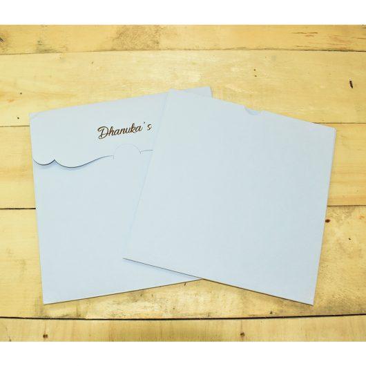 bride groom invitation card