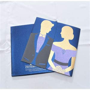 christian wedding card