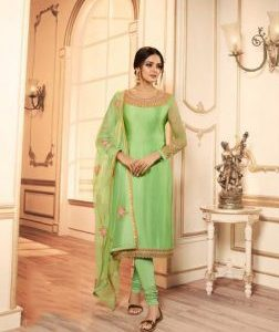 light green color suit
